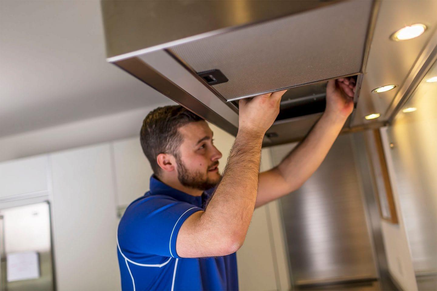 Cooker hood installation and repairs