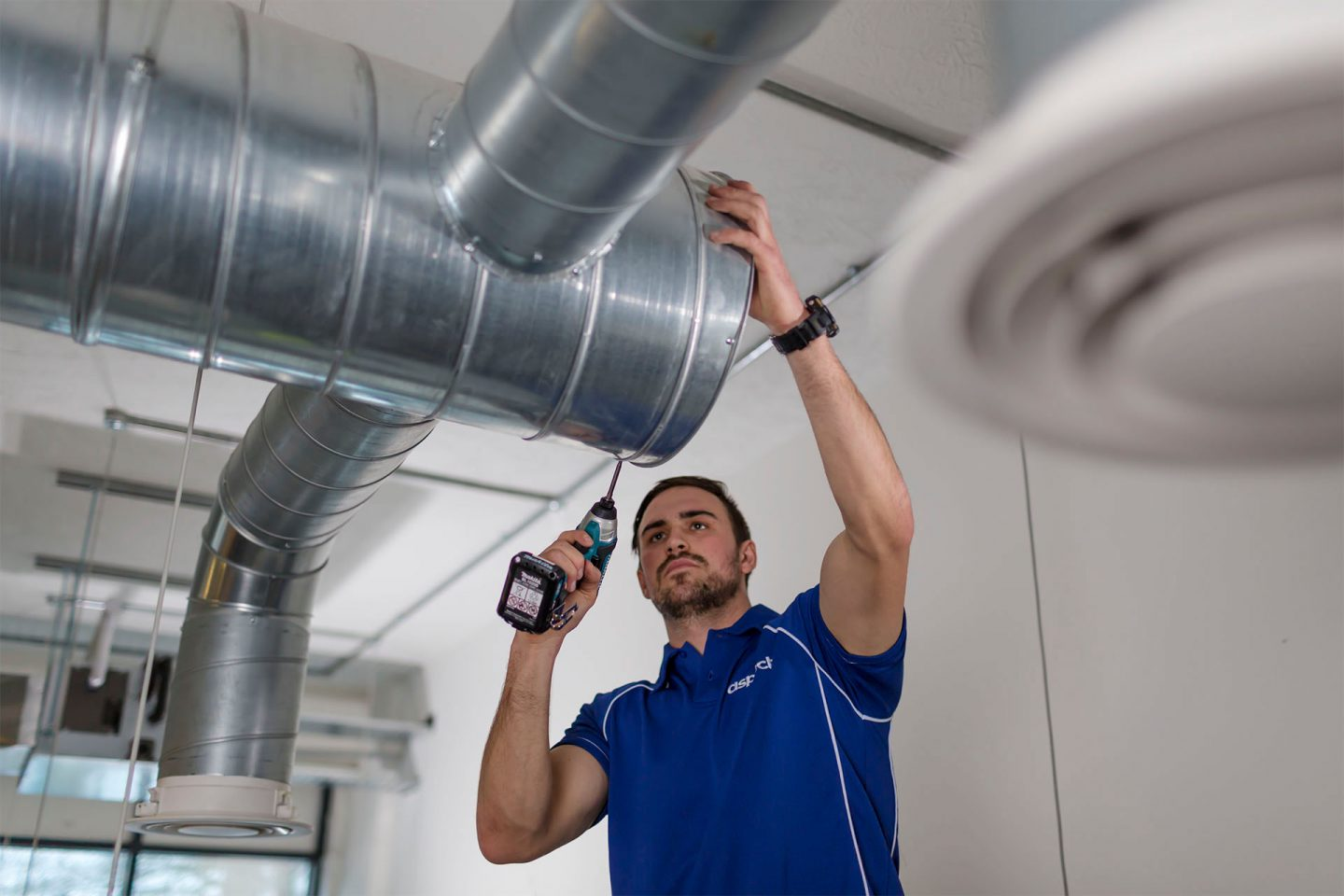 Ventilation system installation and repairs