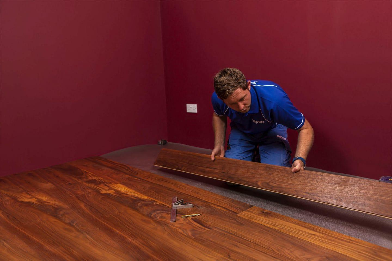 Wood, laminate, altro floor fitters