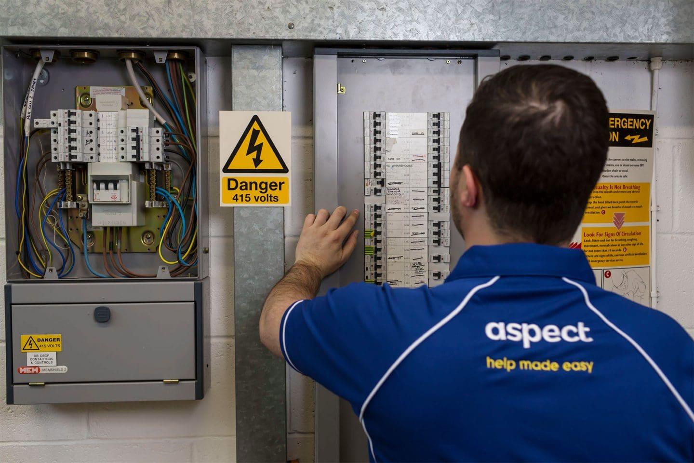 Electrical Safety Checks - EICR