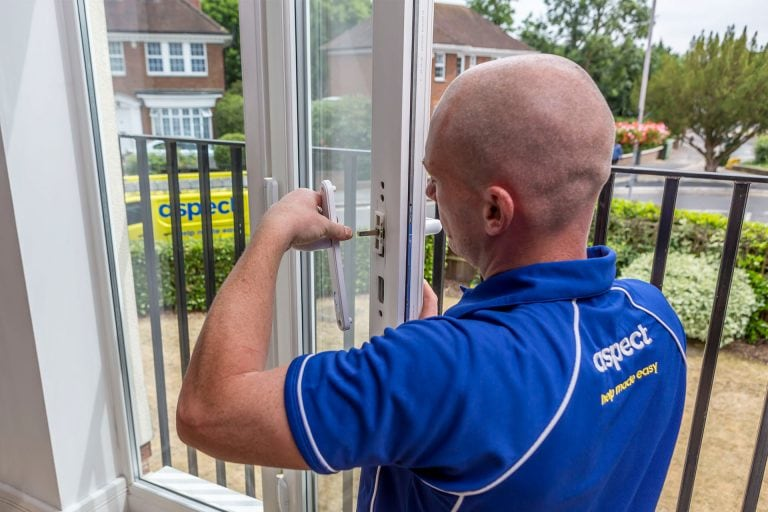 uPVC door repairs in London