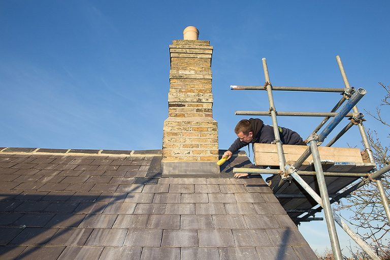 Aspect - London roofing contractor, chimney repairs