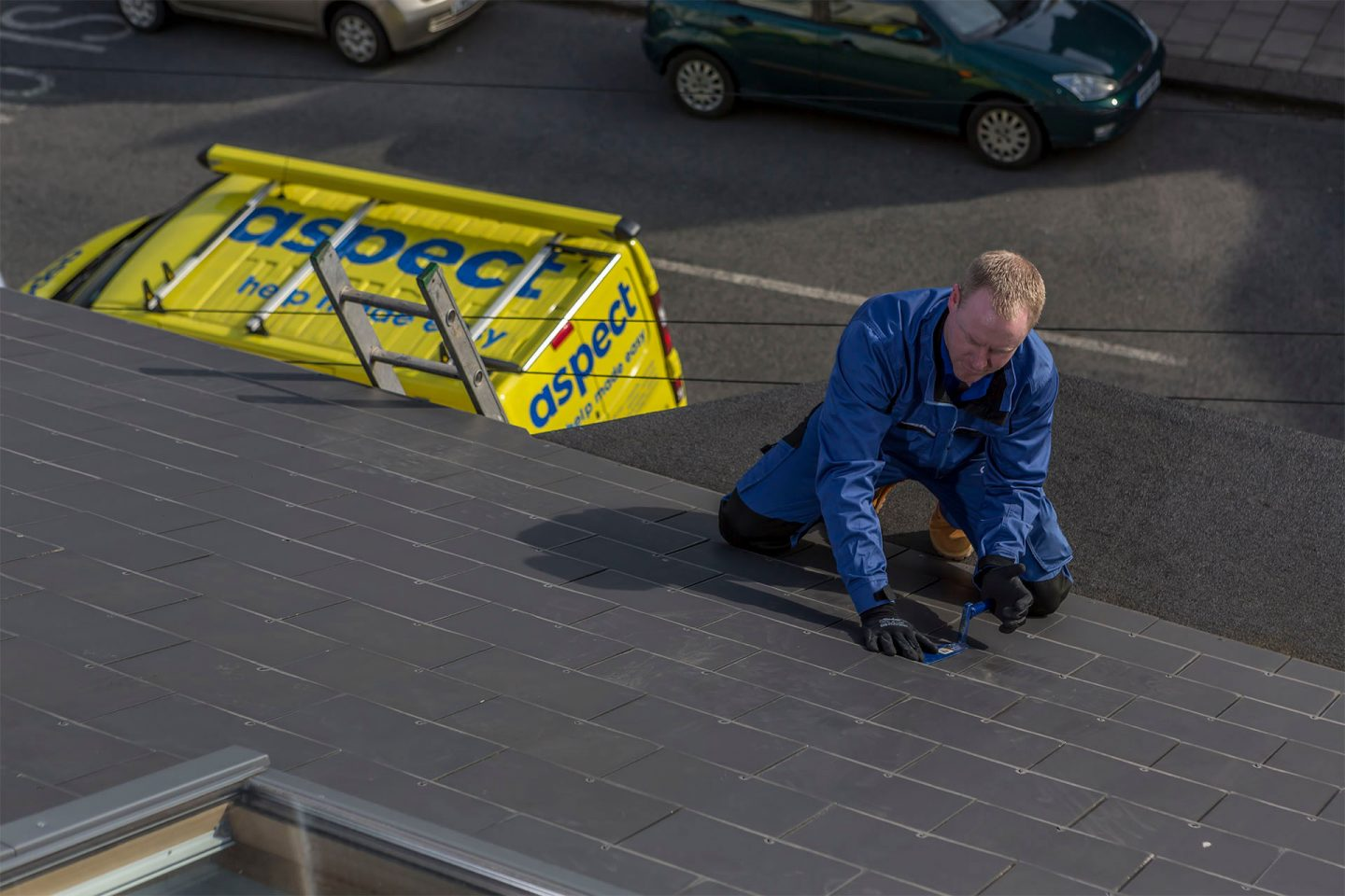 Aspect - London roofing contractor