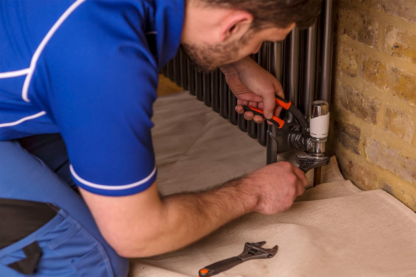 Aspect: Central heating system repairs